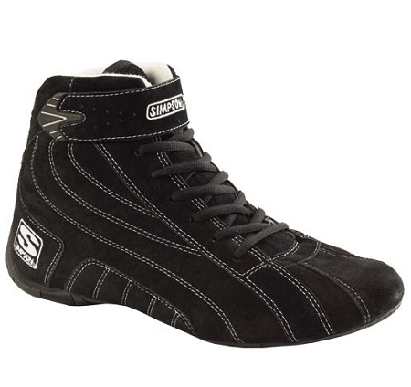 Simpson Racing Shoes >> Simpson Circuit Pro Shoes Sfi 5 And Fia
