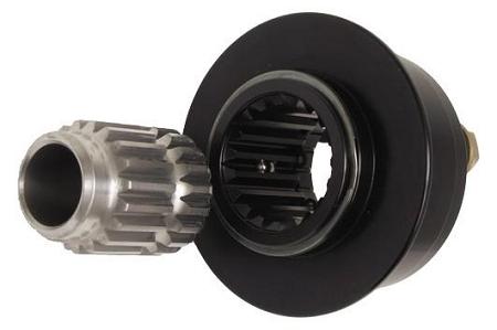 Quarter midget steering wheel release