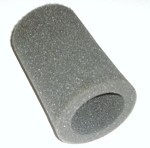 "Foam Air Filter 6"" Long"