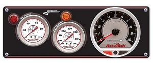 Longacre Gauge Sportsman™ Black Panel        ( 4 options )