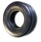 13-500 X 6 RIBBED TIRE, 4 PLY, 4.8