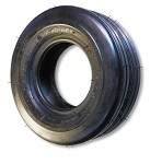 11-400 X 5 RIBBED TIRE, 4 PLY, 3.9