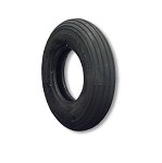 200 X 50 RIBBED TIRE, 2 PLY, 2.1