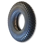 200 X 50 STUDDED TIRE, 4 PLY, 2.1