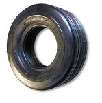 11-400 X 5 RIBBED TIRE, 2 PLY, 3.2