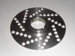 Brake Disc Steel LT.Wt.