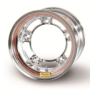 Bassett Racing Wide-5 Chrome Wheels