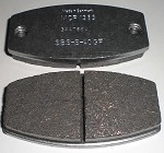 Brake Pad for MCP Hydraulic Caliper
