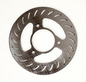 MCP Brake Disc 6 inch, Slotted