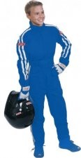 Simpson  Premium Youth Driving Suit (SFI-5)  (W/ 8 Options)