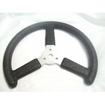 Quarter Midget 3/4 Round Steering wheel