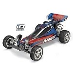 Traxxas Bandit XL-5 1/10  Ready-To-Race® 2WD Buggy Fun—All-Weather Ready!