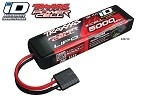 Traxxas 2872X: 5000mAh 11.1v 3-Cell 25C LiPo Battery