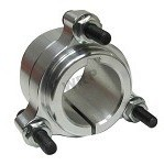 Lightweight Rear Hub w / hardware - Single Locking