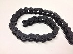 New QM WRP BLACK MAGIC #40 Chain 3ft. anodized with Teflon Super Slick