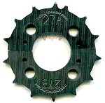 ZE Delrin Skip Tooth Axle Gears